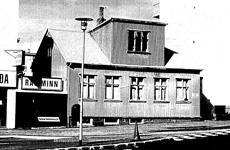 Norðurpóllinn við Hverfisgötu, mynd af vef Reykjavíkurborgar.